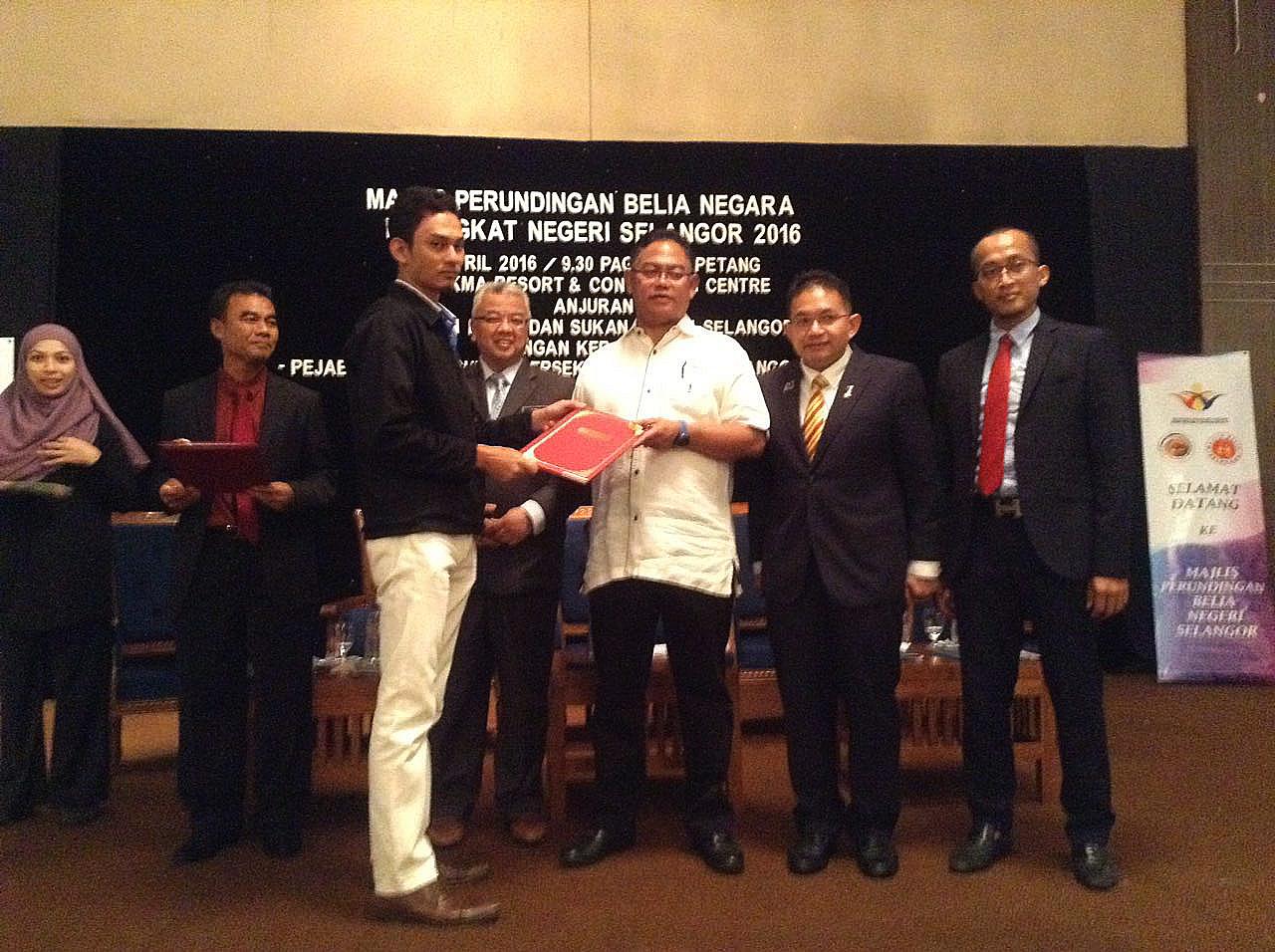 PEMBINA Majlis Perundingan Belia Negara