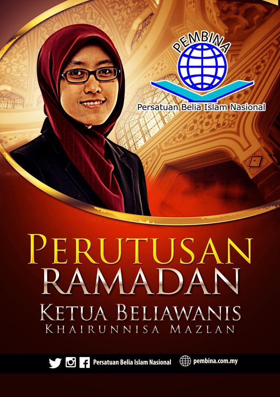 perutusan kb ramadhan 1457H